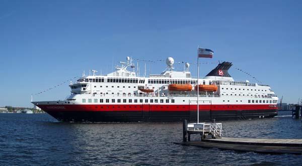 Nordnorge   Hurtigruten
