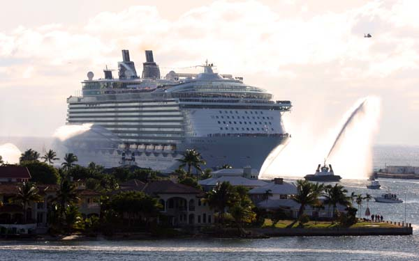 Oasis of the Seas | Royal Caribbean International
