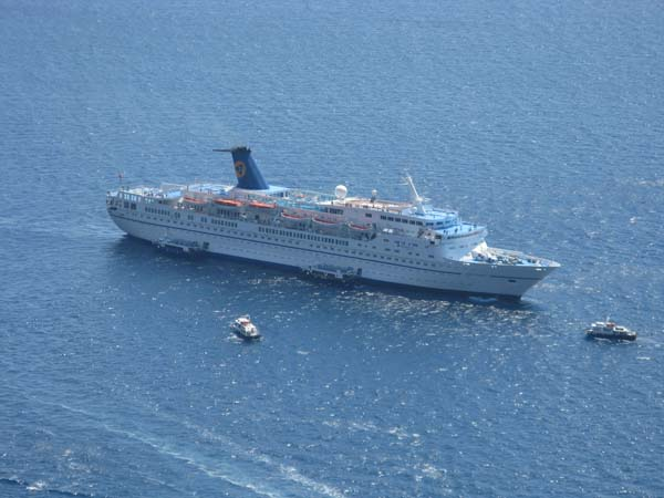 Ocean Countess   Monarch Classic Cruises