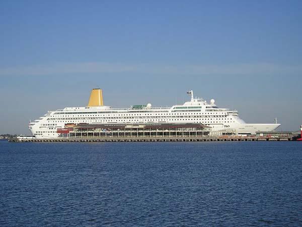 Oriana | P&O Cruises
