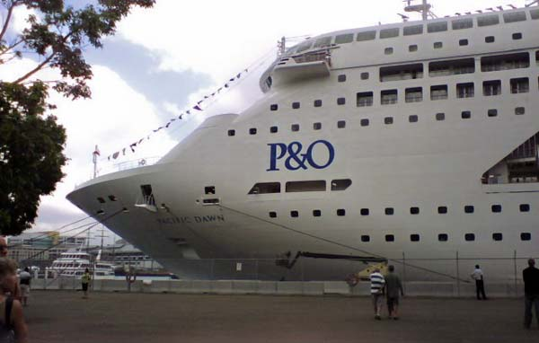 Pacific Dawn | P&O Cruises Australia
