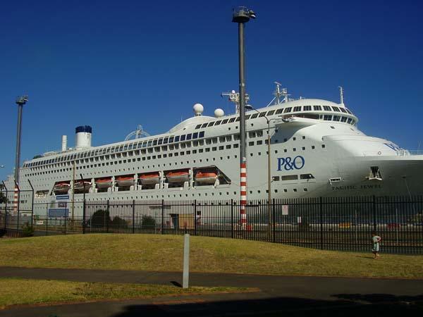 Pacific Jewel | P&O Cruises Australia