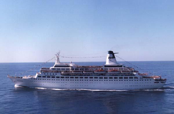 Pacific | Pullmantur Cruises / Viagens CVC / Quail Cruises