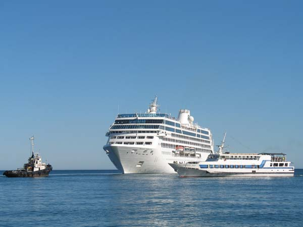 Pacific Princess | Princess Cruises / P&O Cruises Australia