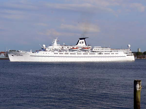 Princess Daphne   Classic International Cruises