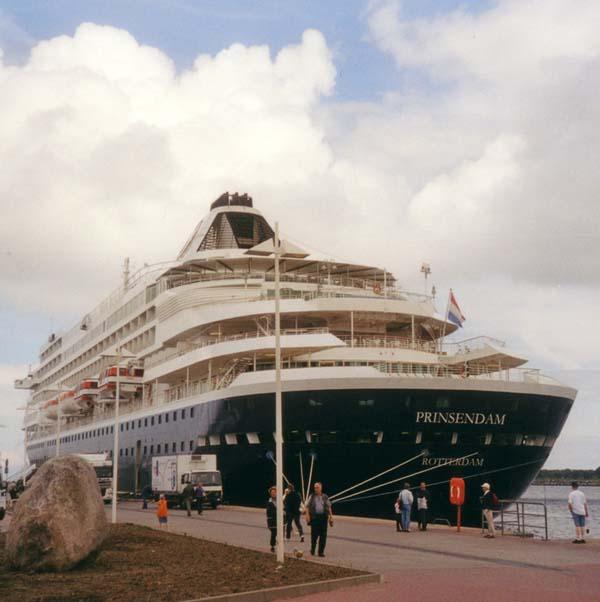 Prinsendam | Holland America Line