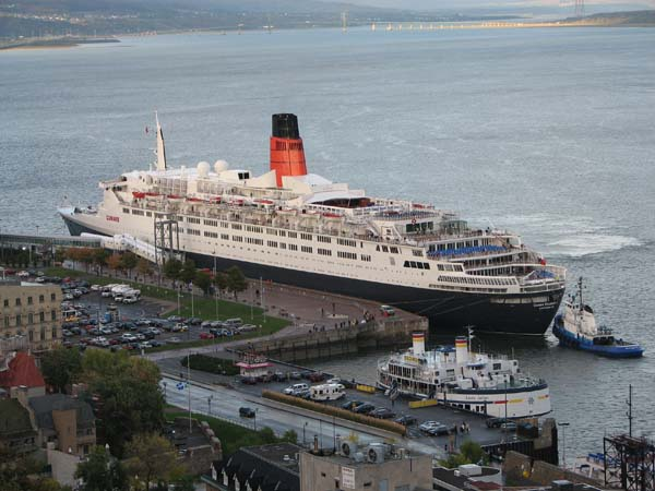 Queen Elizabeth 2 | Cunard Line