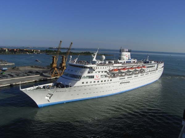 The Emerald | Louis Cruise Lines/Thomson Cruises