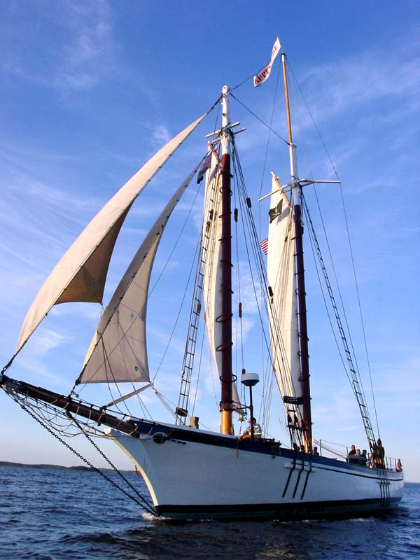 Appledore II | Schooner Exploration Associates, Ltd
