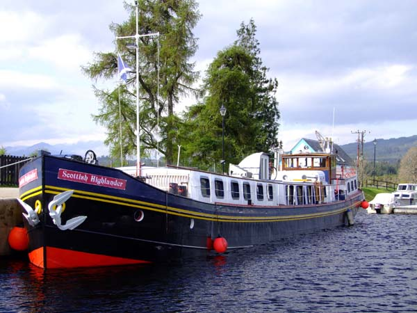 Scottish Highlander | European Waterways