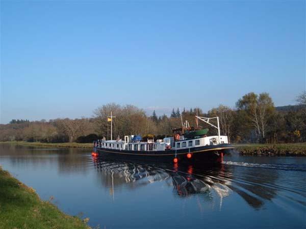 Scottish Highlander | European Waterways