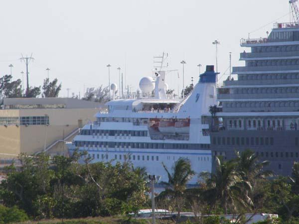 Seabourn Legend | Seabourn Cruise Line