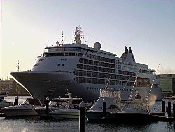 Silver Whisper | Silversea Cruises