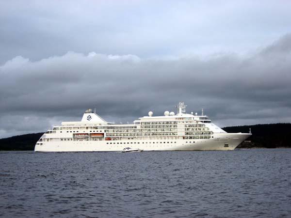 Silver Shadow | Silversea Cruises