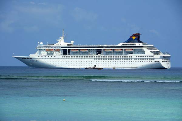 SuperStar Libra   Star Cruises