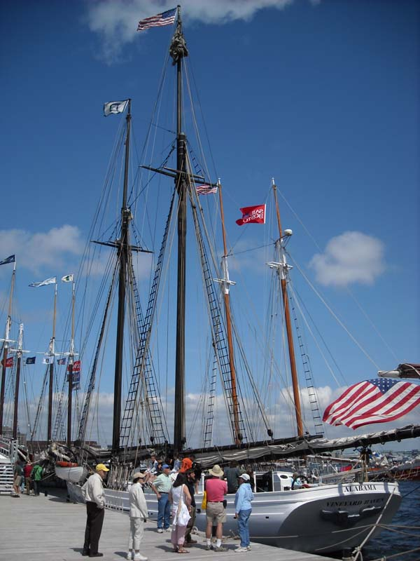 Alabama | The Black Dog Tall Ships