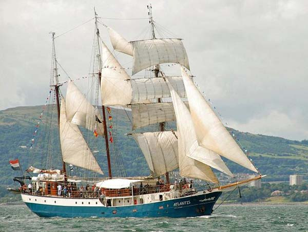 Atlantis | Tall Ship Company