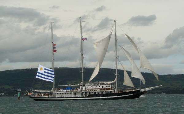 Capitan Miranda | Uruguayan Navy