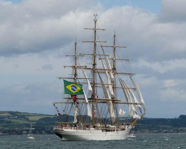 Cisne Branco | Brazilian Navy