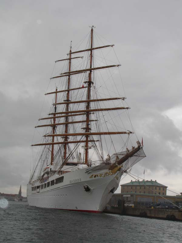 Sea Cloud II | Sea Cloud Cruises