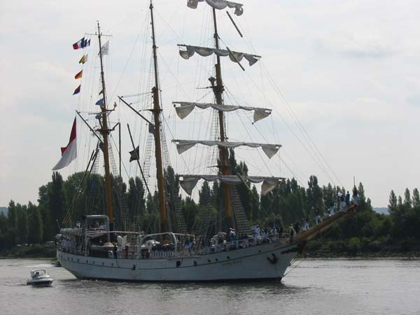 Dewaruci | Indonesian Navy
