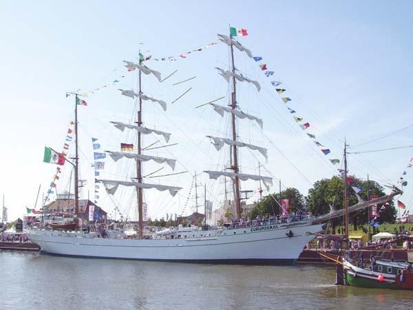 Cuauhtemoc   Mexican Navy