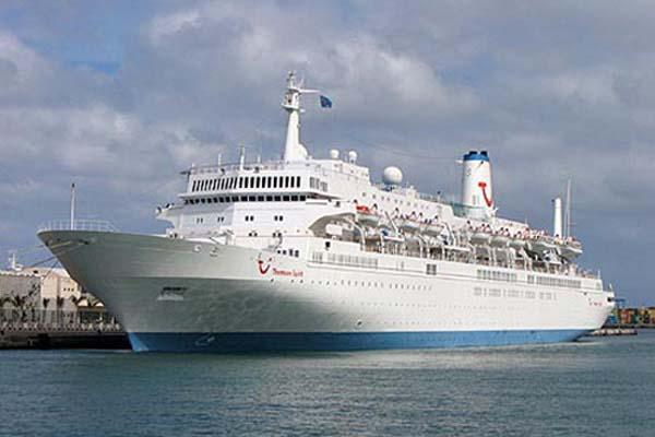 Thomson Spirit   Thomson Cruises