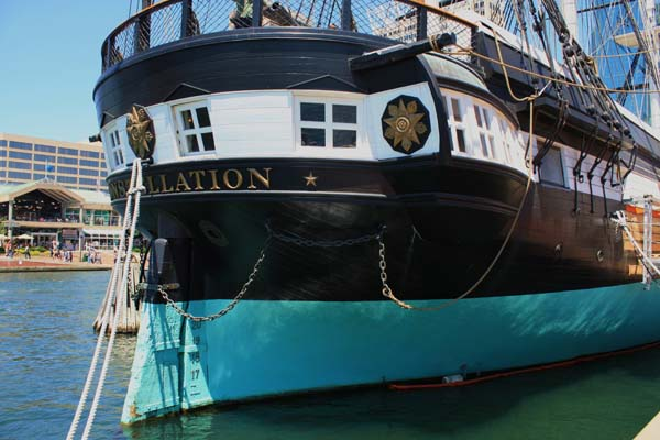 Constellation | Historic Ships in Baltimore