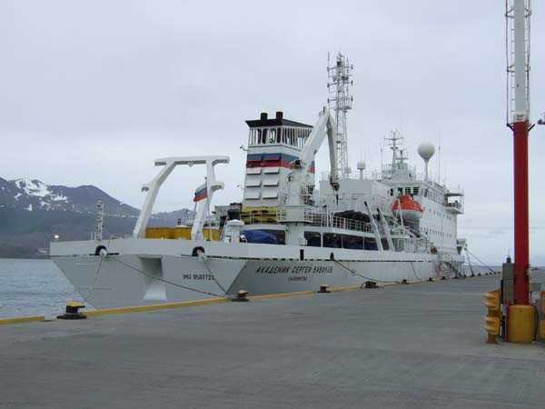 Akademik Sergey Vavilov | Quark Expeditions