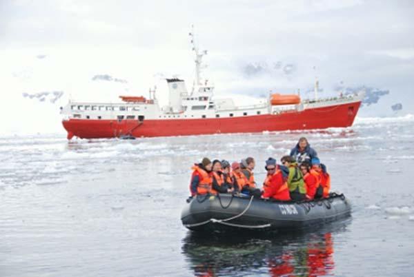 Antarctic Dream | Antarctic Shipping