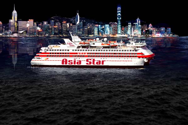 China Star | China Cruises Company