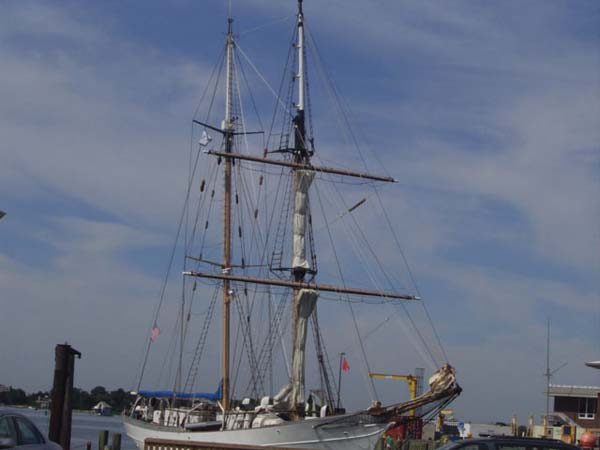 Corwith Cramer | Sea Education Association
