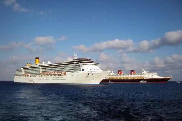 Costa Mediterranea | Costa Cruises