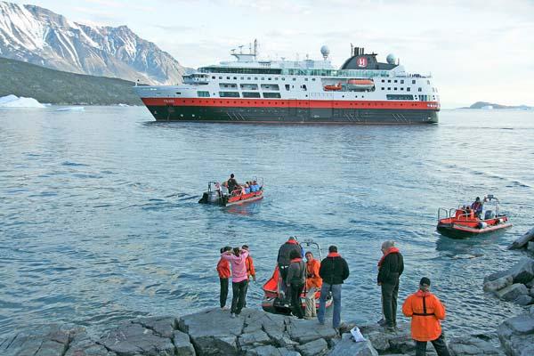 Fram | Hurtigruten