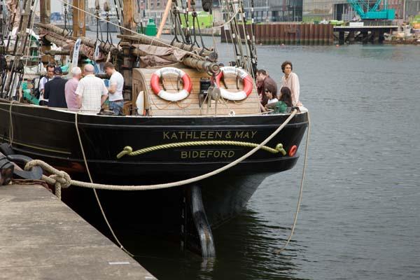 Kathleen and May  