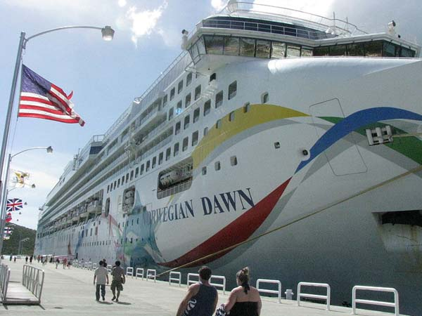 Norwegian Dawn | Norwegian Cruise Line (NCL)