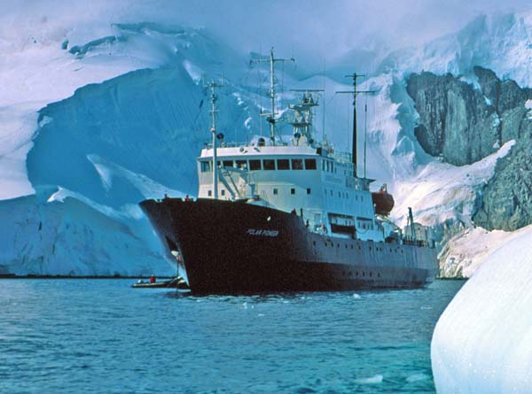 Polar Pioneer | Aurora Expeditions
