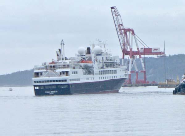 Prince Albert II   Silversea Cruises