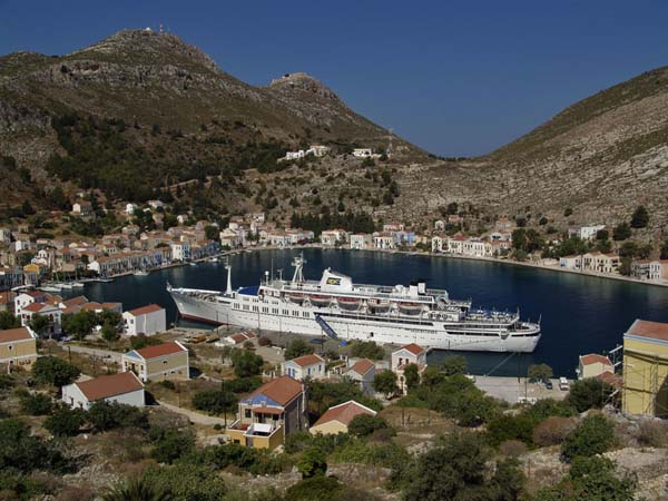 Salamis Glory   Cypriot Salamis Cruises