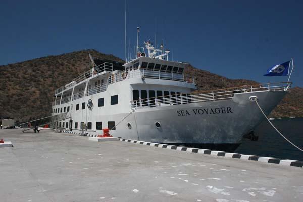 Sea Voyager | Lindblad Expeditions