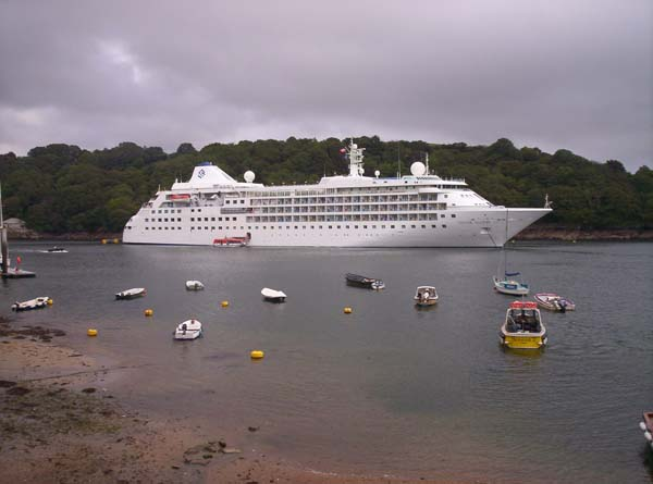 Silver Cloud | Silversea Cruises