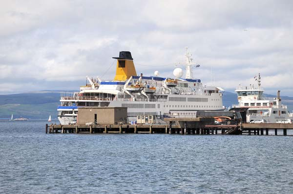 Spirit of Adventure   Saga Cruises