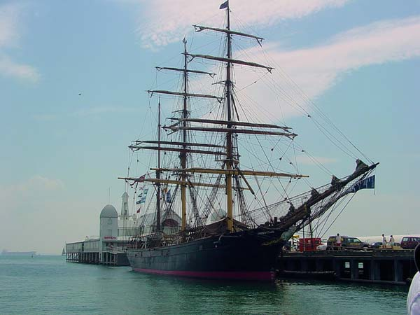 James Craig | Sydney Heritage Fleet